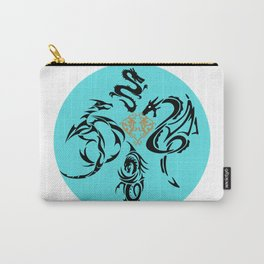 Dragon's Meeting Carry-All Pouch