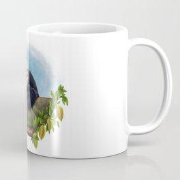 Costa Rica Capuchan Monkey Coffee Mug
