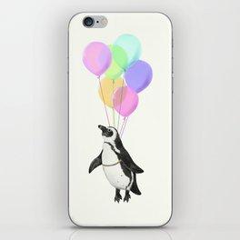 I believe I can fly iPhone Skin