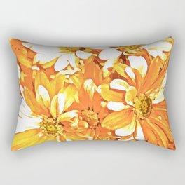 DAISY SPARKLE IN THE MORNING Rectangular Pillow