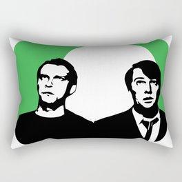 El Dude Brothers Rectangular Pillow