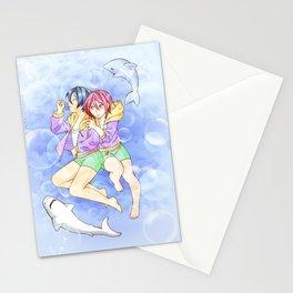 Free! child Haruka and Rin Stationery Cards
