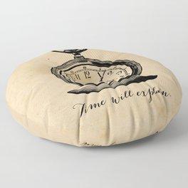 Jane Austen Persuasion Floor Pillow