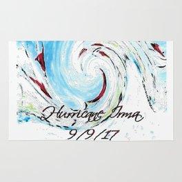Hurricane Irma II Rug