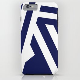 Nautical Stripes iPhone Case