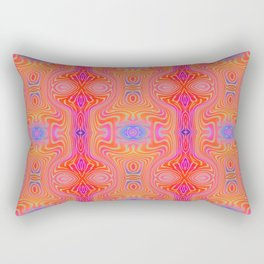 Varietile 42 (Repeating 1) Rectangular Pillow