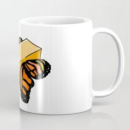 Butter Flys Coffee Mug