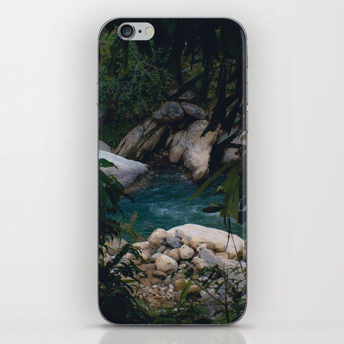 Secret Pool iPhone Skin