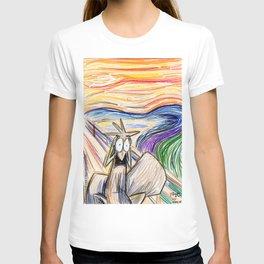 Squirrel Scream T-shirt