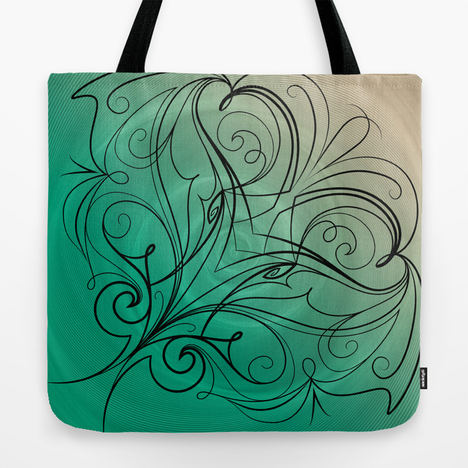 Ovarian Cancer Awareness Color Tote Bag By Imaginarialist Society6
