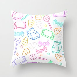 Perfect friday night Throw Pillow