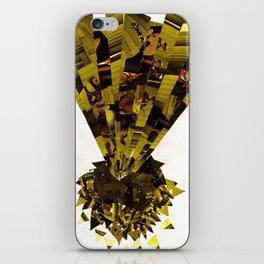 grand ole hale-bopp iPhone Skin