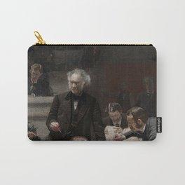 Thomas Eakins - Portrait of Dr Samuel D Gross (The Gross Clinic) Carry-All Pouch