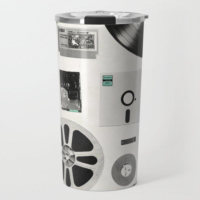 Data Travel Mug