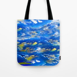 CLOUDS ABSTRACT Tote Bag