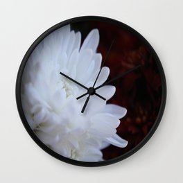 blood and suffer not me Wall Clock
