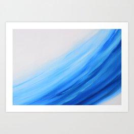 Energy Flow Art Print
