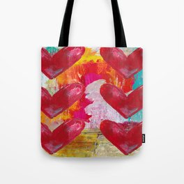 SO MUCH LOVE Tote Bag