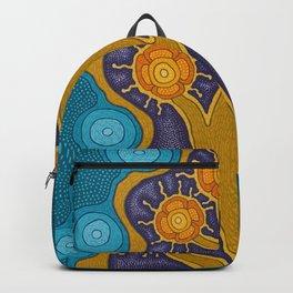 Seven Flowers Backpack