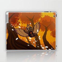 Harp's Sunset Flight Laptop & iPad Skin
