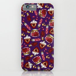 Witchy Love Potion II iPhone Case