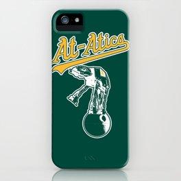 Hothland At-Atics iPhone Case