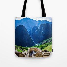 The Sun Temple Tote Bag