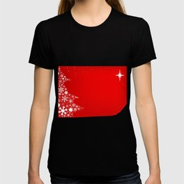Red Christmas T-shirt