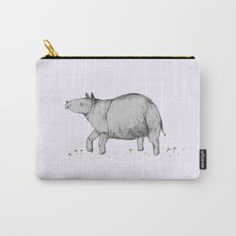 Rhino Calf Carry-All Pouch