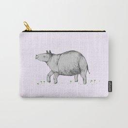 Rhino Calf Carry-All Pouch