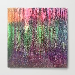 Abstract Composition 616 Metal Print