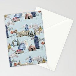 London Landmarks Stationery Cards
