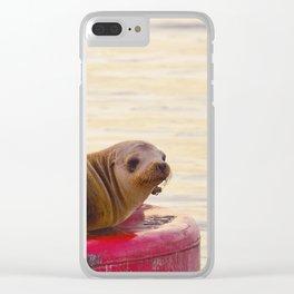 Buoy Boys Clear iPhone Case