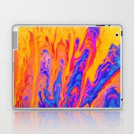 Over Active Brain Activity Fluid Abstract 60 Laptop & iPad Skin