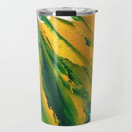 Wings Collection orange/green Travel Mug