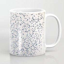 starling murmuration japan Coffee Mug