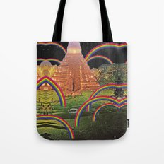 Empire of the Rainbow  Tote Bag