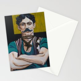 The Strong Man Stationery Cards