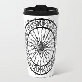 Runes Travel Mug