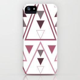 BLUSHING▽△ iPhone Case