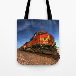 BNSF Freight  Tote Bag