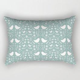 SCANDINAVIAN FOLK Rectangular Pillow