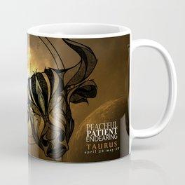 Taurus- Peaceful, Patient, Endearing Coffee Mug