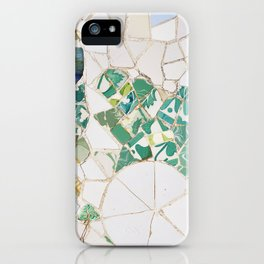 Parc Guell iPhone Case