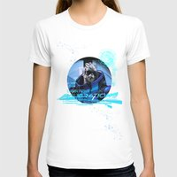 garrus T-shirts featuring Garrus Vakarian with shades by TheEmbraced