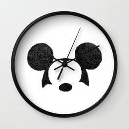 Mickey Hatching Wall Clock