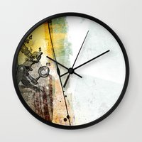 science Wall Clocks featuring science by jastudio
