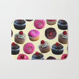 Cupcakes Bath Mat