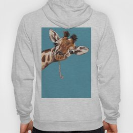 Sneaky Giraffe Hoody