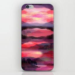 Valle iPhone Skin